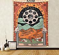 abordables -tarot divination mur tapisserie art décor couverture rideau pique-nique nappe suspendu maison chambre salon dortoir décoration mystérieux bohème lune soleil étoile