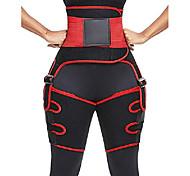 economico -body 3-in-1 trimmer per vita e coscia per le donne dimagrimento butt lifter trainer cintura dimagrante cintura di supporto hip rise shapewear trimmer coscia