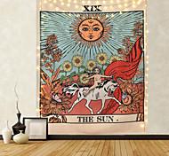 abordables -tarot divination mur tapisserie art décor couverture rideau pique-nique nappe suspendu maison chambre salon dortoir décoration mystérieux bohème soleil fleur