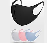 abordables -10 pcs masque coton crème solaire masque glace soie masque étoile masque anti-poussière tissu lavable masque