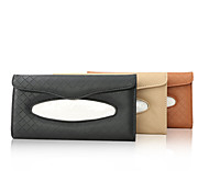 economico -borsa per fazzoletti per visiera organizer multifunzionale in vera pelle per visiera per auto per auto& camion