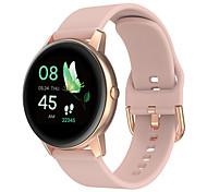 economico -R3 Intelligente Bracciale per Android iOS Samsung Apple Xiaomi Bluetooth 1.3 pollice Misura dello schermo IP68 Livello impermeabile Impermeabile Schermo touch Monitoraggio frequenza cardiaca