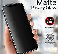 economico -telefono Proteggi Schermo Apple iPhone 11 iPhone XR iPhone 11 Pro iPhone 11 Pro Max iPhone XS Vetro temperato 2 pz Alta definizione (HD) Durezza 9H A prova di esplosione Proteggi-schermo frontale