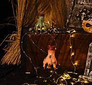 abordables -Jouets de fête d'Halloween Main fantôme Main rampante Electrique Émulsion Enfant Adultes Trick or Treat Fournitures de fête d'Halloween