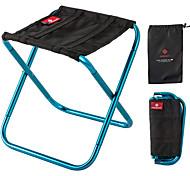 abordables -KORAMAN Tabouret de Camping Portable Ultra léger (UL) Pliable Aluminium 7075 pour 1 personne Camping Camping / Randonnée / Spéléologie Voyage Alpinisme Automne Eté Rouge Bleu Argent