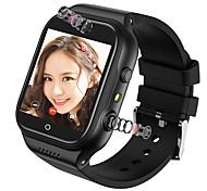 abordables -X89Pro Smartwatch Montre Connectée pour Android iOS Samsung Apple Xiaomi Bluetooth 1.54 pouce Taille de l'écran IP 67 Niveau imperméable Imperméable Ecran Tactile GPS Moniteur de Fréquence Cardiaque