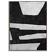 abordables -100% peinture à l'huile peinte à la main sur toile, motif abstrait moderne, peinture à l'huile peintures art abstrait affiche murale conception de peinture murale, oeuvre de galerie pour salon