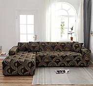 abordables -housse de canapé extensible housse de canapé couverture de canapé wave point housse de canapé imprimée housse de canapé extensible housse de canapé pour 1 ~ 4 coussin canapé avec une taie d'oreiller g