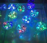abordables -enfants bébé jouets de bain led lumière jouets changement de couleur lueur baignoire douche flottant jouet cadeau
