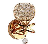 abordables -applique murale cristal applique murale de luxe chambre lampe de chevet