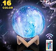 abordables -Veilleuse 3D Galaxie Etoilée Eclairage LED 5 V Batterie Li intégrée pour des cadeaux d'anniversaire et des cadeaux