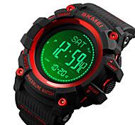 economico -bussola orologio esercito, orologio sportivo digitale all'aperto per uomo donna, contapassi altimetro calorie barometro temperatura impermeabile litbwat