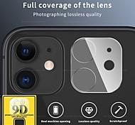 economico -telefono Proteggi Schermo Apple iPhone 12 iPhone 11 iPhone 11 Pro iPhone 11 Pro Max Vetro temperato 1 pezzo Alta definizione (HD) Durezza 9H A prova di esplosione Protezione dell'obiettivo della