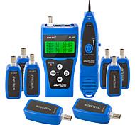 economico -morirai® nf-388 tester per cavi di rete multiuso tracker tracer test tester per cavi ethernet 8 remoti misura