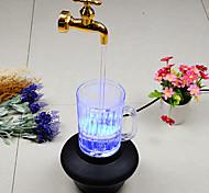 abordables -idée cadeau tasse de robinet changeant de couleur magique - fontaines de table