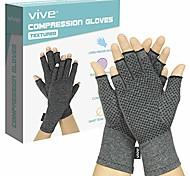 abordables -gants d'arthrite avec poignées hommes femmes compression sans doigts texturés gants de main à doigts ouverts pour le soulagement des douleurs articulaires arthritiques et rhumatoïdes