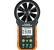 abordables -anémomètre de haute précision vitesse du vent volume du vent et instrument de mesure de la température anémomètre numérique