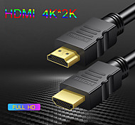 economico -cavo hdmi 4k cavo hdmi a hdmi cavo hdmi 2.0 per ps4 tv switch box splitter 4k * 2k ultra hd hdmi cavo video 1m 3m 5 m