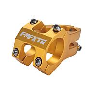 economico -31.8 mm 10-15 grado Gambo manubrio per bici Lega di alluminio 45 mm Alta resistenza Duraturo Facile da applicare per Ciclismo Opaco