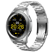 abordables -696 W68 Homme Smartwatch Montre Connectée Bracelets Intelligents Bluetooth Moniteur de Fréquence Cardiaque Mesure de la pression sanguine Sportif Mode Mains-Libres Informations Podomètre Rappel