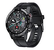 abordables -L16 Smartwatch Montre Connectée pour Android iOS Samsung Apple Xiaomi Bluetooth 1.3 pouce Taille de l'écran IP68 Niveau imperméable Imperméable Ecran Tactile Moniteur de Fréquence Cardiaque Mesure de