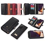 economico -telefono Custodia Per Samsung Galaxy Integrale Custodia in pelle Custodia flip S20 Plus S20 Ultra S20 S9 S9 Plus Nota 9 Note 20 Ultra S10 S10 + S10e Porta-carte di credito Resistente agli urti Con