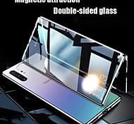 economico -telefono Custodia Per Samsung Galaxy Integrale Custodia flip S20 Plus S20 Ultra S20 S9 S9 Plus S8 Plus S8 Nota 9 Nota 8 Note 20 Ultra Resistente agli urti Con chiusura magnetica Transparente