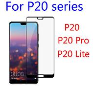 economico -telefono Proteggi Schermo Per Huawei P20 P20 lite Huawei Honor 10 Vetro temperato 1 pezzo Alta definizione (HD) Durezza 9H Estremità angolare a 2,5D Proteggi-schermo frontale Appendini per cellulare
