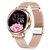 abordables -M4 Smartwatch Montre Connectée pour Android iOS Samsung Apple Xiaomi Bluetooth 1.09 pouce Taille de l'écran IP68 Niveau imperméable Imperméable Ecran Tactile Moniteur de Fréquence Cardiaque Mesure de