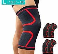 abordables -genouillère, manchon de compression genouillères genouillères support pour l'arthrite, acl, course à pied, vélo, soulagement des douleurs articulaires, entraînement, sports pour hommes et femmes 2