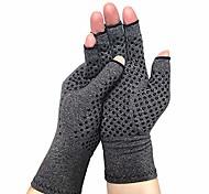 abordables -gants de compression arthrite avec poignées gants de compression sans doigts pour arthrite mains pour femmes gants de compression à doigts ouverts pour le soulagement de la douleur arthritique