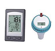 abordables -thermomètre de piscine sans fil rétro-éclairage LED jauge de température de baignoire étanche capteur de l'Allemagne importé