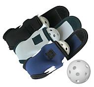 abordables -porte-balle de golf sac de transport pochette avec 2 balles 4 tees accessoires de golf pour débutant compétition d'entraînement de golf avancé intermédiaire