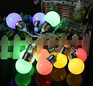 abordables -LED ampoule guirlande lumineuse noël salon guirlande lumineuse batterie alimentation jardin extérieur led guirlande décoration
