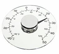 economico -termometro per esterni per uso domestico senza piombo per porte e finestre autoadesive termometro impermeabile trasparente senza batteria