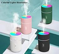 economico -220ml tendone usb umidificatore d'aria umidificatori per auto ad ultrasuoni con 7 colori lampade a led mist maker mini purificatore d'aria per ufficio