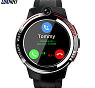 economico -LOK02 Intelligente Guarda per Android iOS Samsung Apple Xiaomi Wi-fi Bluetooth 1.39 pollice Misura dello schermo IPX-1 Livello impermeabile Schermo touch GPS Monitoraggio frequenza cardiaca Sportivo