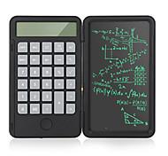 economico -Calcolatrice da 6,5 pollici 2 in 1 calcolatrice ricaricabile tavoletta da scrittura tavoletta grafica portatile smart lcd tavoletta da disegno tavoletta senza carta
