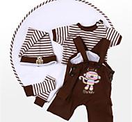 abordables -Vêtements de poupées bébé Reborn Accessoires pour poupées Reborn Tissus pour poupée Reborn 20-22 pouces Ne pas inclure la poupée Reborn Doux Pur fait main Garçon 4 pcs
