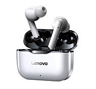 abordables -Lenovo LP1 Écouteurs sans fil TWS Casques oreillette bluetooth Bluetooth5.0 Avec Micro Avec boîte de recharge IPX4 étanche Résistant à la sueur Couplage automatique pour Sport Fitness Téléphone