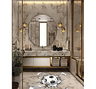 economico -Calcio Adesivi da parete Sala da pranzo, Rimovibile PVC Decorazioni per la casa Adesivo 1 pc