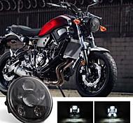 economico -Motocicletta LED Lampada frontale Lampadine 30 W 4 Per Halley Tutti i modelli Tutti gli anni 1 pz