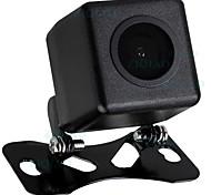 abordables -Ziqiao caméra de recul de voiture caméra de recul universelle étanche vision nocturne hd parking caméra de recul hs008