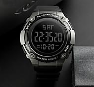 abordables -montres de sport en plein air pour hommes marque de luxe hommes LED montre numérique étanche date horloge grand cadran montre-bracelet militaire (vert)
