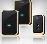 economico -smart wireless campanello 45 canzoni suonerie 200 m trasmissione campanello uno a due