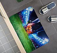 economico -tappeto e tappeti per corridoio da campo da calcio con stampa 3d creativa per camera da letto soggiorno tappeto cucina bagno tappetini antiscivolo