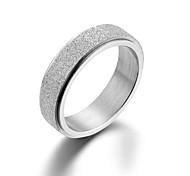 economico -anelli in acciaio al titanio con cinturino a forma di sabbia per fidanzamento nuziale arcobaleno in oro rosa nero