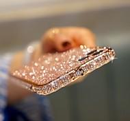 economico -telefono Custodia Per Apple Antiurto iPhone 11 Pro iPhone 11 Pro Max Resistente agli urti Con diamantini Tinta unica Metallo