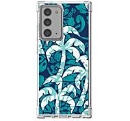 economico -Floreale / Botanico Astuccio Per Samsung Galaxy S21 Galaxy S21 Plus Galaxy S21 Ultra Design unico Custodia protettiva Resistente agli urti Per retro TPU