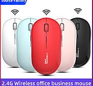 abordables -Y6 souris sans fil bureau couleur d'affaires souris photoélectrique ultra-mince ultra-mince 2.4g à économie d'énergie fraîche et belle